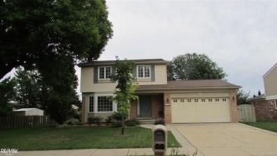 41292 Ironwood Drive, Clinton Twp, MI 48038 - MLS#: 58031361099