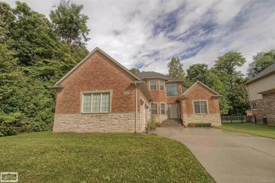 19165 Thornberry, Macomb Twp, MI 48042 - MLS#: 58031361309