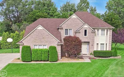 46282 Oulette, Shelby Twp, MI 48315 - MLS#: 58031361353