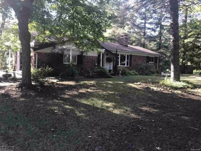 277 Whims Court, Oakland Twp, MI 48306 - MLS#: 58031361397