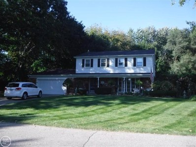 4995 Woodberry Dr, Shelby Twp, MI 48316 - MLS#: 58031361403