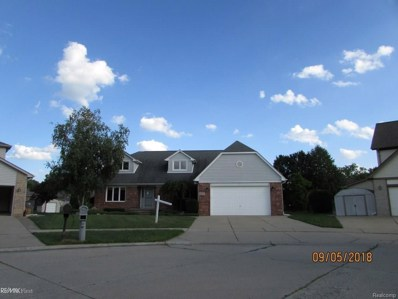 42926 Ian Court, Clinton Twp, MI 48038 - MLS#: 58031361404