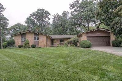 3633 Cottontail, Shelby Twp, MI 48316 - MLS#: 58031361473