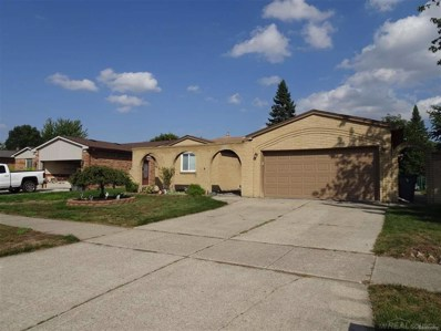 40404 Forsythe, Clinton Twp, MI 48038 - MLS#: 58031361475