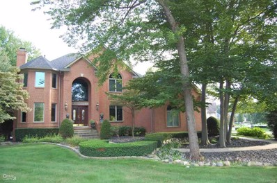 11454 Heatherwood, Shelby Twp, MI 48315 - MLS#: 58031361497