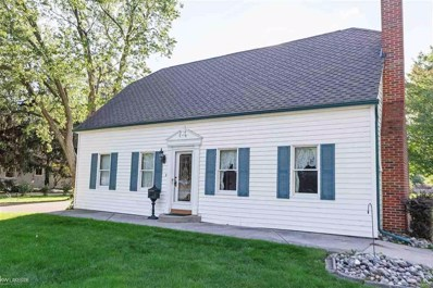 31425 York St, Fraser, MI 48026 - MLS#: 58031361505