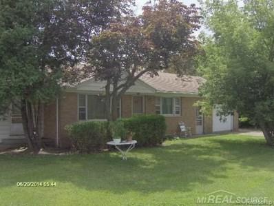 5050 E Peck Road, Lexington Twp, MI 48422 - MLS#: 58031361526