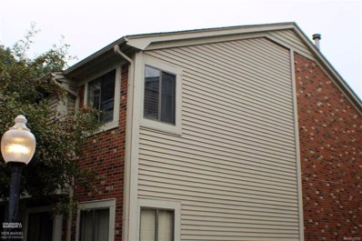 27665 Harrison Woods Lane UNIT 80, Harrison Twp, MI 48045 - MLS#: 58031361558