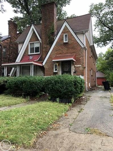 18035 Roselawn, Detroit, MI 48221 - MLS#: 58031361570