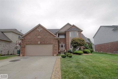 8631 Lillian Drive, Washington Twp, MI 48094 - MLS#: 58031361582