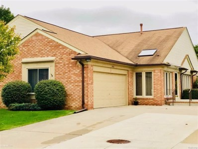 38606 Birch Meadow, Clinton Twp, MI 48036 - MLS#: 58031361768