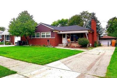 20341 Cedar, St. Clair Shores, MI 48081 - MLS#: 58031361871