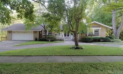 45 Belleview, Mount Clemens, MI 48043 - MLS#: 58031361946