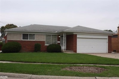 32307 Beechwood Dr, Warren, MI 48088 - MLS#: 58031362219