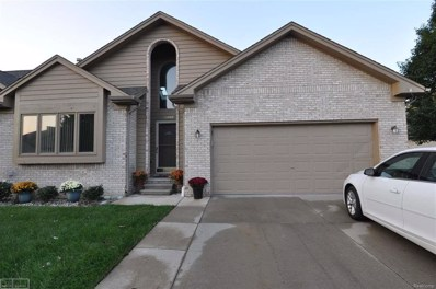 33002 Whispering Ln UNIT 34, Chesterfield Twp, MI 48047 - MLS#: 58031362339
