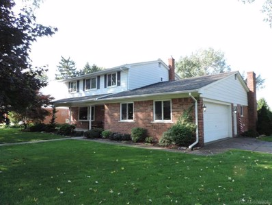 35329 Wagner, Clinton Twp, MI 48035 - MLS#: 58031362351