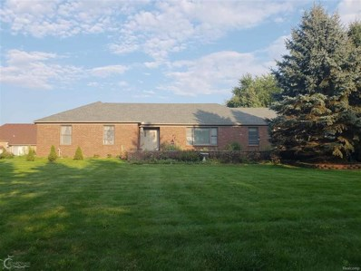 52150 Baker Rd, Chesterfield Twp, MI 48047 - MLS#: 58031362391