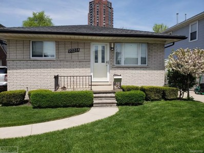 23231 Liberty, St. Clair Shores, MI 48080 - MLS#: 58031362406