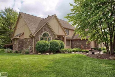 4235 Oak Tree Circle, Oakland Twp, MI 48306 - MLS#: 58031362423