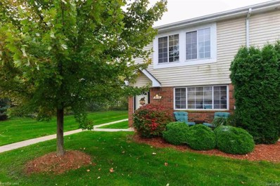 29746 Amy Lane UNIT 23, Chesterfield Twp, MI 48047 - MLS#: 58031362461