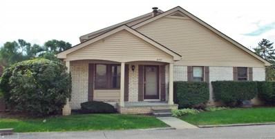 31421 Oak Tree, Warren, MI 48093 - MLS#: 58031362541