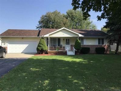 584 Range Rd., Marysville, MI 48040 - MLS#: 58031362552