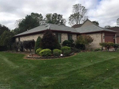 29930 Sugar Creek, Chesterfield Twp, MI 48047 - MLS#: 58031362604