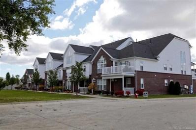 8337 Town Center Circle UNIT UNIT 61, Warren, MI 48093 - MLS#: 58031362657
