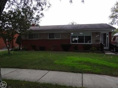 19581 Hardy, Livonia, MI 48152 - MLS#: 58031362668