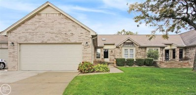 43342 Riverbend Blvd, Clinton Twp, MI 48038 - MLS#: 58031362684