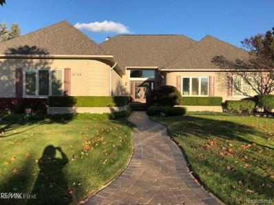 47324 Bobwhite, Shelby Twp, MI 48315 - MLS#: 58031362794