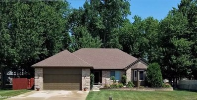 26803 Alray Street, Chesterfield Twp, MI 48051 - MLS#: 58031362815