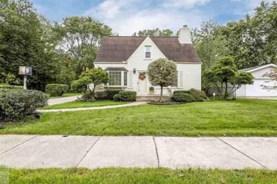 19650 Huntington Ave., Harper Woods, MI 48225 - MLS#: 58031362849