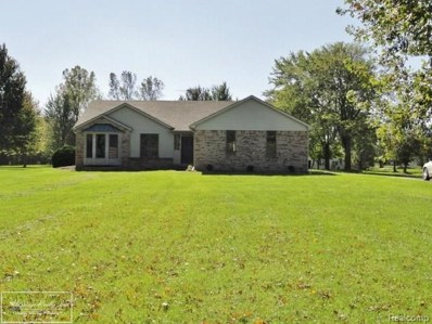 21350 Dunham, Clinton Twp, MI 48036 - MLS#: 58031363027