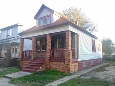 4556 Charles St, Detroit, MI 48212 - #: 58031363114