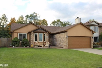 45955 Royal, Chesterfield Twp, MI 48051 - MLS#: 58031363174