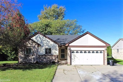 51513 Adele, Chesterfield Twp, MI 48047 - MLS#: 58031363176