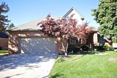 46897 Pine Valley Dr, Macomb Twp, MI 48044 - MLS#: 58031363186