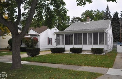 901 Donald, Royal Oak, MI 48073 - MLS#: 58031363425
