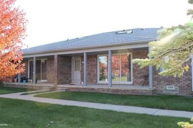 14575 Hollow Creek Ct., Shelby Twp, MI 48315 - MLS#: 58031363535