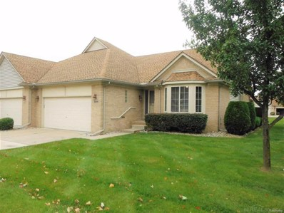 50819 Raintree, Chesterfield Twp, MI 48047 - MLS#: 58031363586