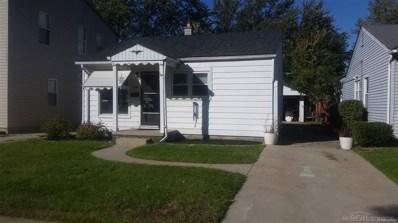 13841 Hendricks, Warren, MI 48080 - MLS#: 58031363659