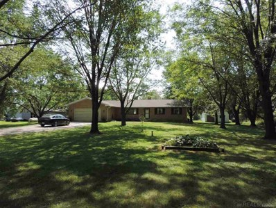 37600 Hobarth Road, Chesterfield Twp, MI 48047 - MLS#: 58031363941