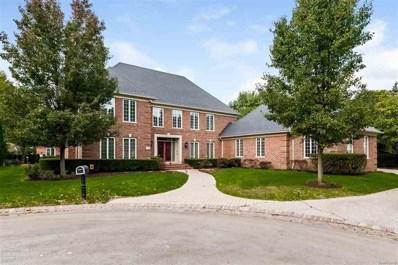 6 Higbie Court, Grosse Pointe Farms, MI 48236 - MLS#: 58031363996