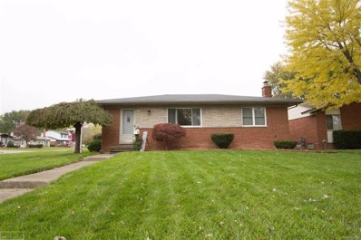 12417 Greenway Dr, Sterling Heights, MI 48312 - MLS#: 58031364041