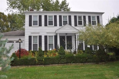 4842 Chadbourne, Sterling Heights, MI 48310 - MLS#: 58031364056