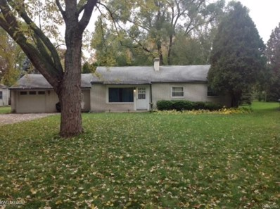 37923 Emery, Clinton Twp, MI 48036 - MLS#: 58031364133