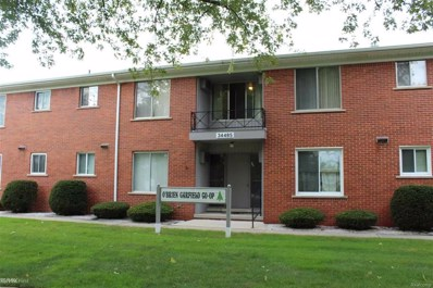 34485 Garfield UNIT 4A, Fraser, MI 48026 - MLS#: 58031364178