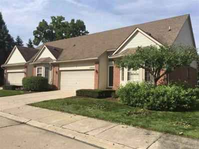 41059 Worthington UNIT Bldg 1 >, Clinton Twp, MI 48038 - MLS#: 58031364217