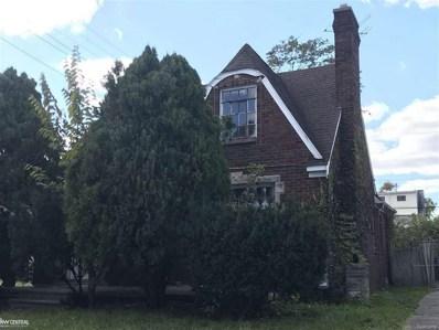 15403 Murray Hill, Detroit, MI 48227 - MLS#: 58031364254